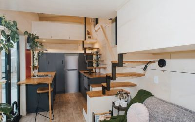 This Compact Tiny House Packs Quite a Lot of Features