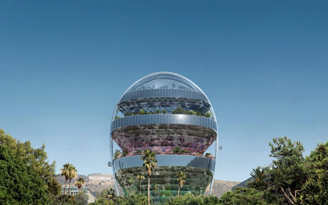 """Hollywood's """"Future Office"""" Project"""