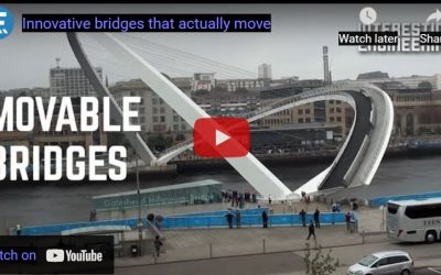 Inovation in Construction of Moveable Bridges