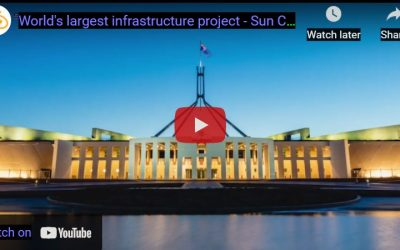 World's Largest Infrastructure Project – Sun Cable's AA PowerLink Project