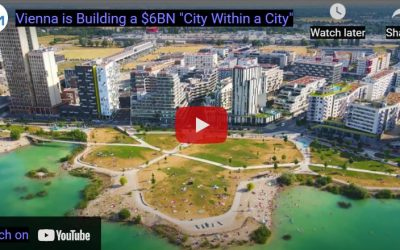 """Vienna is Building a $6BN """"City Within a City"""""""