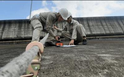 Ground-penetrating Radar Simplifies Dam Inspections